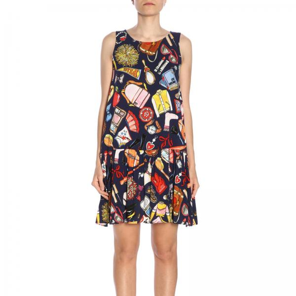 Dress Love Moschino WVH1600 T9701