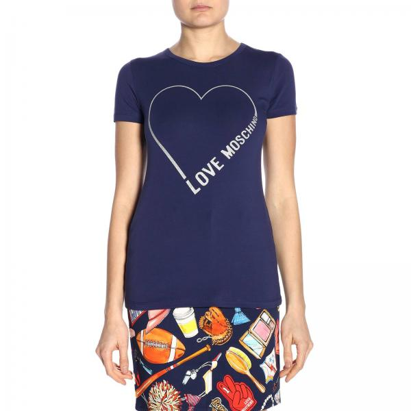 T-Shirt Love Moschino W4F7339 E2011