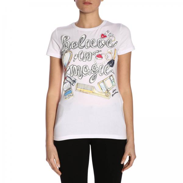 T-Shirt LOVE MOSCHINO W4F7340 E2011