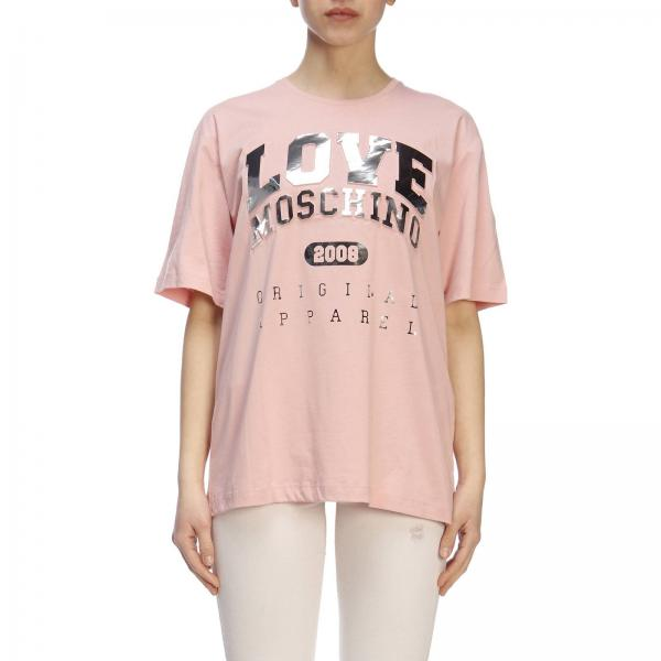 T-Shirt LOVE MOSCHINO W4F8716 M3517