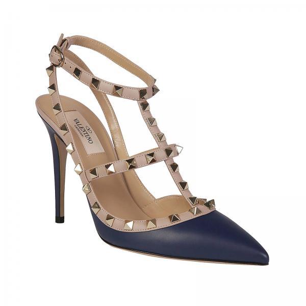 Vodgiglio Mujer Zapatos Garavani 2019 Rw2s0393 Salón Primavera Valentino De verano YYqC6