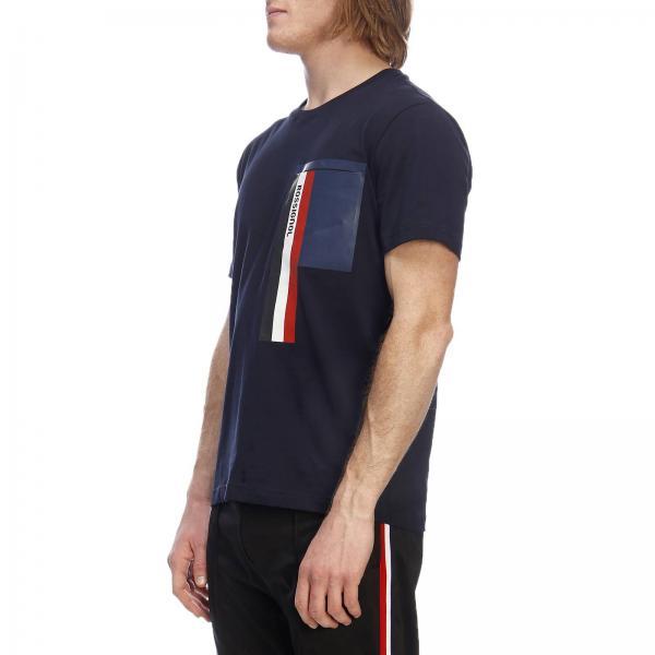 Con Maxi Stampa Maniche T Corte A shirt Rossignol NkOnPw80X
