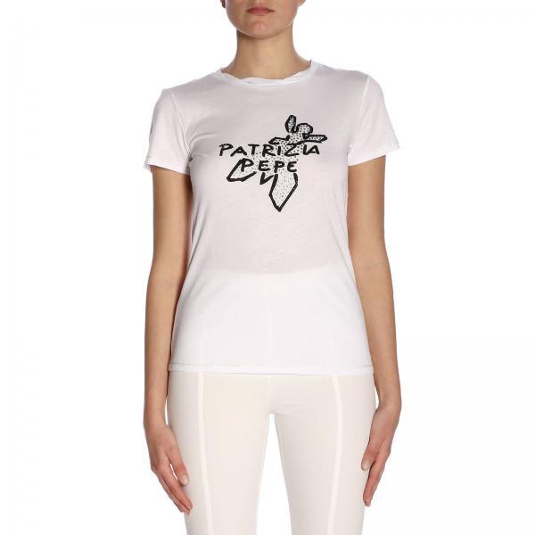 newest 72b3f 544b9 Women's T-shirt Patrizia Pepe