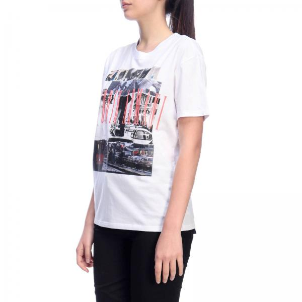 Primavera Emporio verano Armani 2jsyzgiglio 3g2t87 Camiseta Giorgio 2019 Mujer nP5qYpwHg