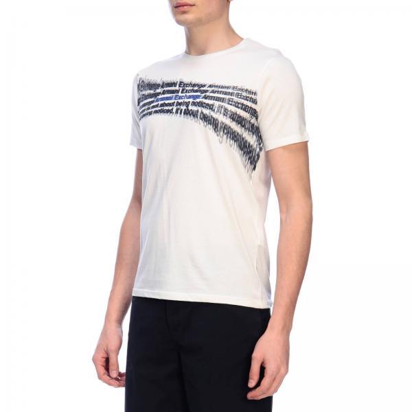 Armani Hombre verano 2019 Primavera Camiseta Exchange Giorgio 3gztfj Zjn7zgiglio q5PBdaw
