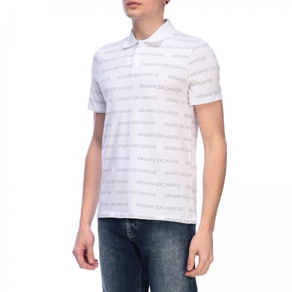 verano Primavera Hombre Camiseta 2019 Zju3zgiglio Giorgio 3gzfae Exchange Armani 0UUqwY1