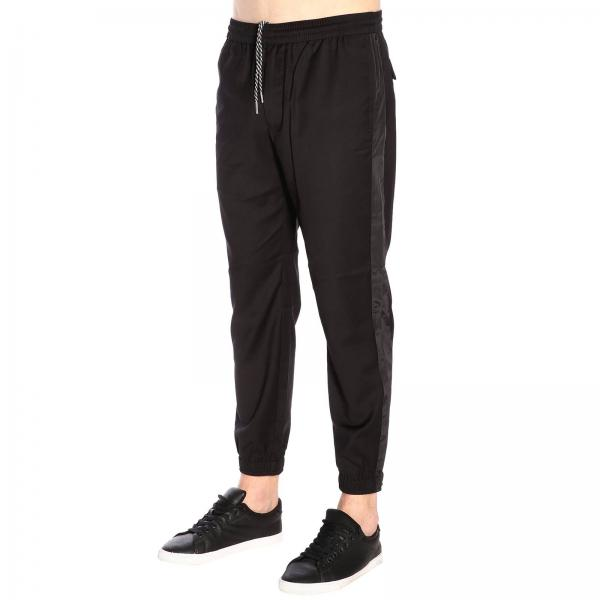 Pantalone Stile Con Logo Jogging In Exchange Armani KF3T1clJ