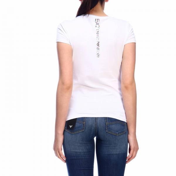 verano Primavera Camiseta Mujer Tj12zgiglio Ea7 3gtt23 2019 Armani Giorgio w00A6Txqg
