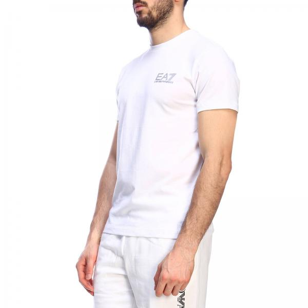 Mezza shirt Girocollo T Natural Manica Ventus Logo uFcK1Tl3J