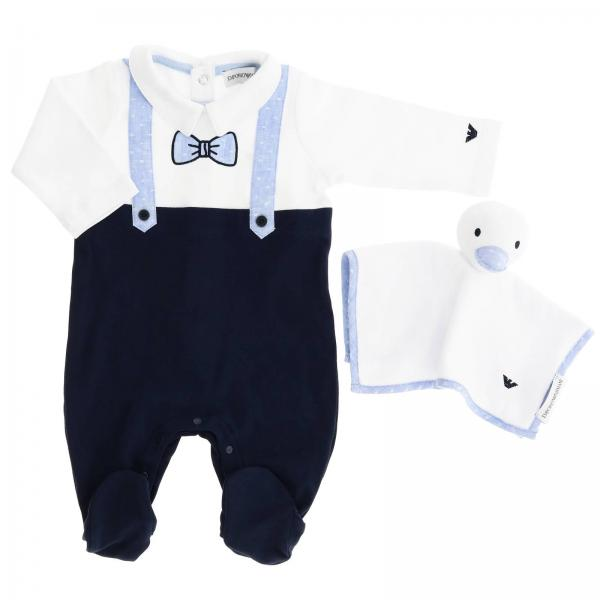 Baby-Overall Emporio Armani 3GHV13 4NHFZ