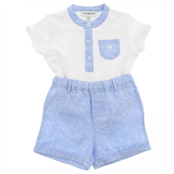 Baby-Overall Emporio Armani 3GHV09 4NHFZ