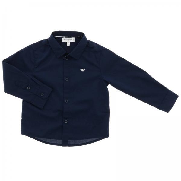 competitive price 0860d 18237 Camicia Emporio Armani
