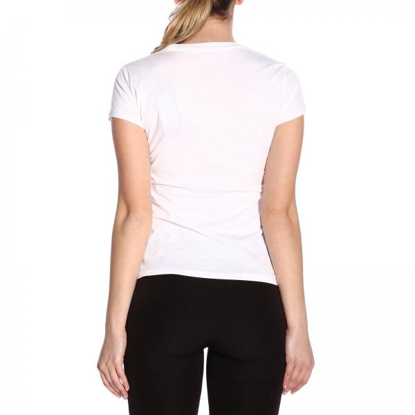 Giorgio Yjw3zgiglio Camiseta 3gytcv verano Armani Mujer Exchange 2019 Primavera qwwvtOBx