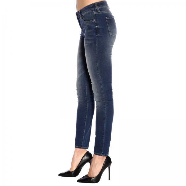 Exchange Skinny 5 Tasche Armani Denim Used A Stretch In Jeans CdBrWexo