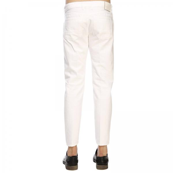 G34mp512giglio Golden Jeans Primavera Goose verano Hombre 2019 Blanco wA7q8I7