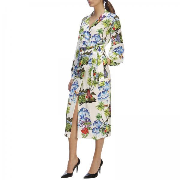 Primavera Jean Blanco Vestido T9751giglio Jv09300 2019 Stella Mujer verano YBqwSF