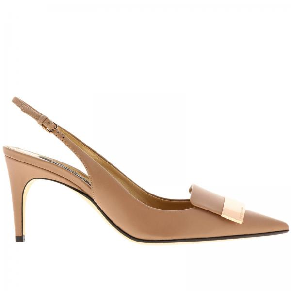 High heel shoes Sergio Rossi A80290 MAGN05