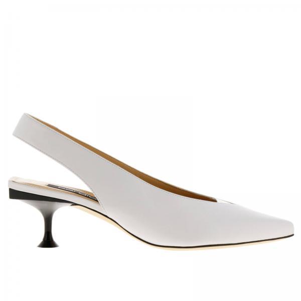 Sergio De verano 2019 Zapatos Mujer Tacón Rossi Primavera A83470 Mfn460giglio Ffdwd