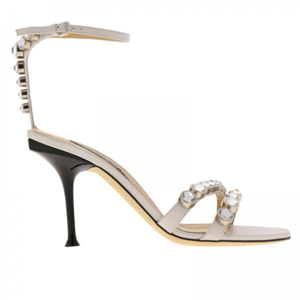 Heeled sandals Sergio Rossi A84603 MFN341