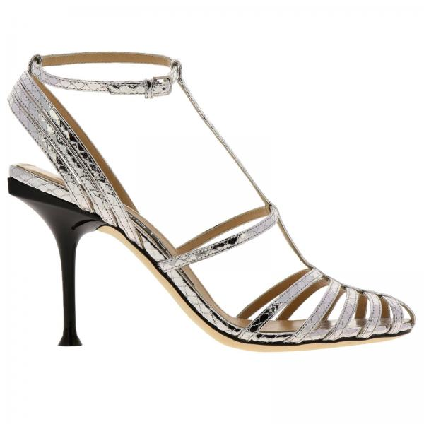 High heel shoes Sergio Rossi A84651 MCAL09