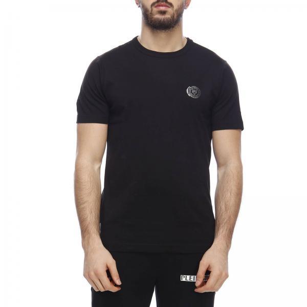 A T shirt Stampa Maxi Posteriore Girocollo Con Logo ZuPkXi