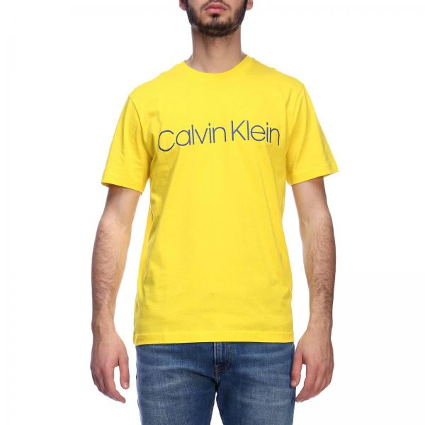 T-shirt con maxi stampa by Calvin Klein