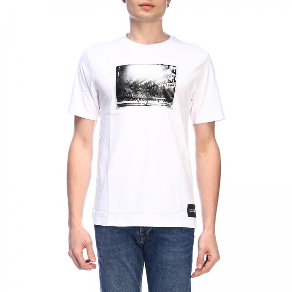 T-shirt con maxi stampa by Calvin Klein Jeans