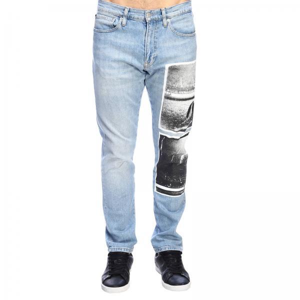 0858af1211 Calvin Klein Jeans Men's Denim Jeans   Jeans Men Calvin Klein Jeans ...