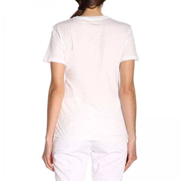 Calvin Jeans Primavera verano Klein J20j208600giglio Camiseta Mujer 2019 P7xqOnPa