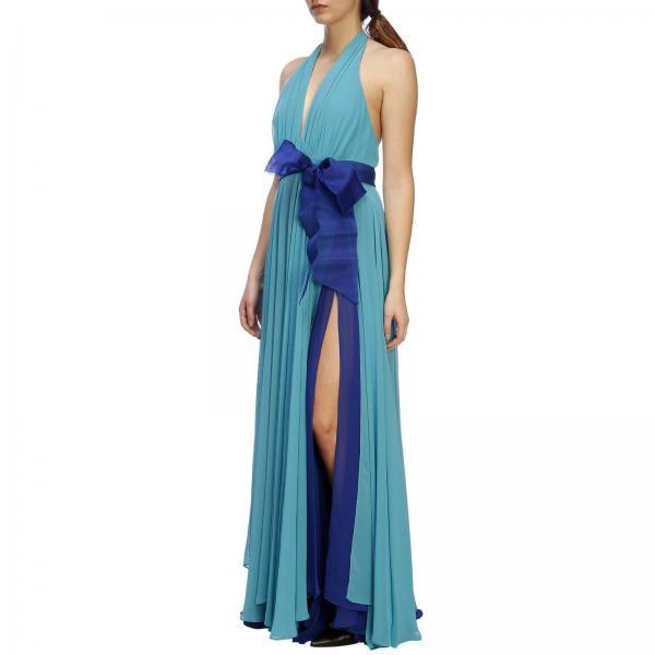 Hv2330 Hanita 2384giglio Vestido Couture 2019 verano Primavera H Mujer RqnwZwxfU