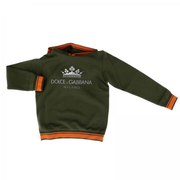 44ae2d6045 Jersey niño Dolce & Gabbana Primavera Verano 2019 online en Giglio.com