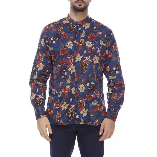 Etro Hombre Primavera Fantasía verano Camisa 4764giglio 2019 1k351 5PUZOOqnw