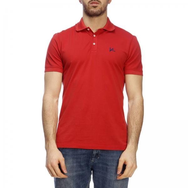 T-shirt Isaia MC0171 JP003