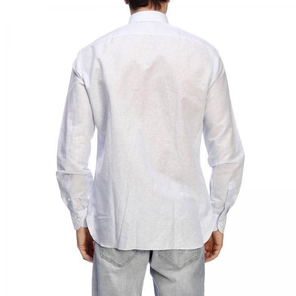 Hombre Camisa Km296giglio Primavera verano Mo10tc Cielo Isaia 2019 6wwqx7da8