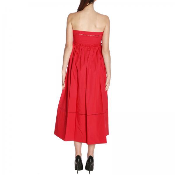 191tt2247giglio Mujer verano Primavera Twin Set 2019 Vestido Xtwgdqxt