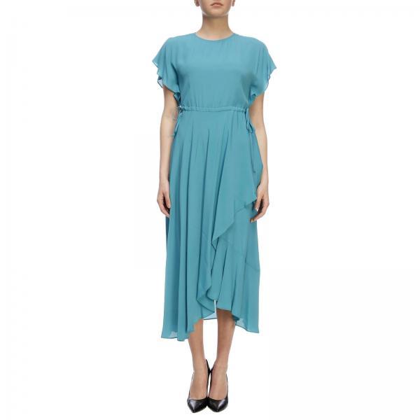 Mujer verano 2019 Twin 191tt2079giglio Primavera Set Vestido 8SxwRq00
