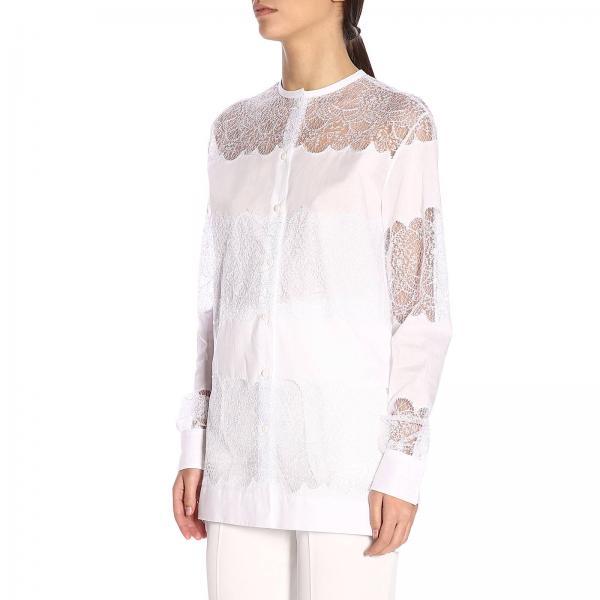 verano Blanco Primavera 2019 Scervino Mupgiglio D342k337 Camisa Mujer Ermanno qWvS0vTa