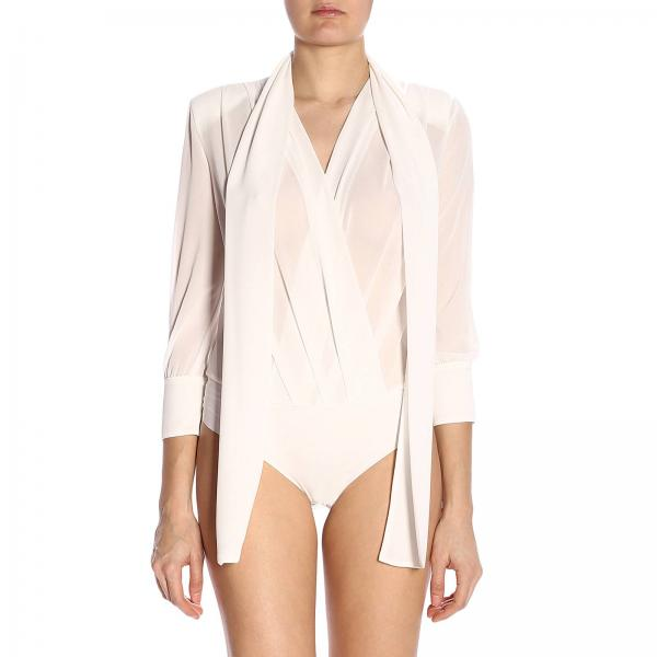 Franchi Primavera 2019 Elisabetta Cb040 Mujer verano Body 91e2giglio EwxBq7fpT