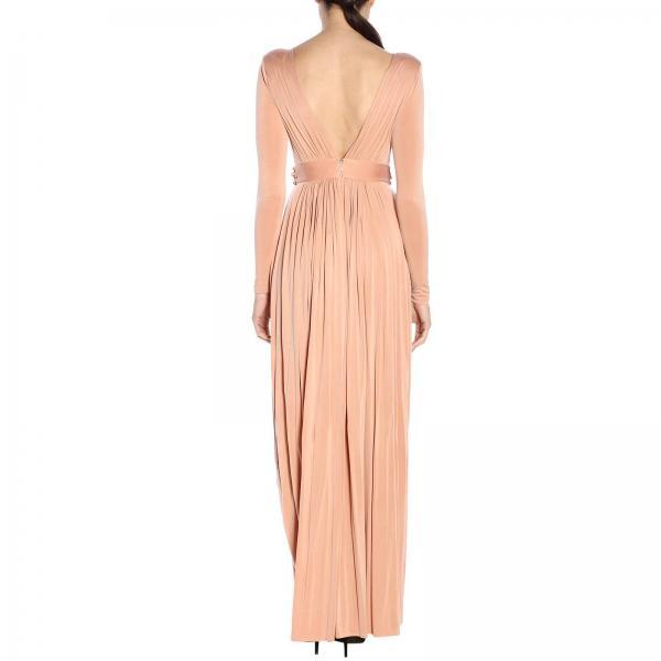 Vestido Ab798 verano Primavera Mujer 2019 Franchi Elisabetta 92e2giglio aqF6Praw
