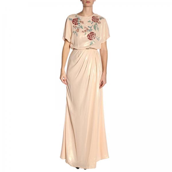Franchi Vestido Mujer 2019 92e2giglio verano Ab751 Elisabetta Primavera qTUwEFS