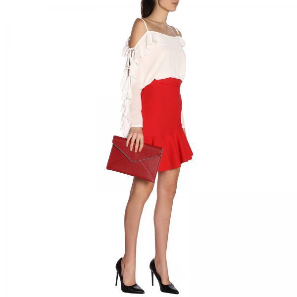 2019 Rebecca verano Mujer Primavera Rojo Minkoff Clutch Hh18emcc17giglio 0dq5CyT