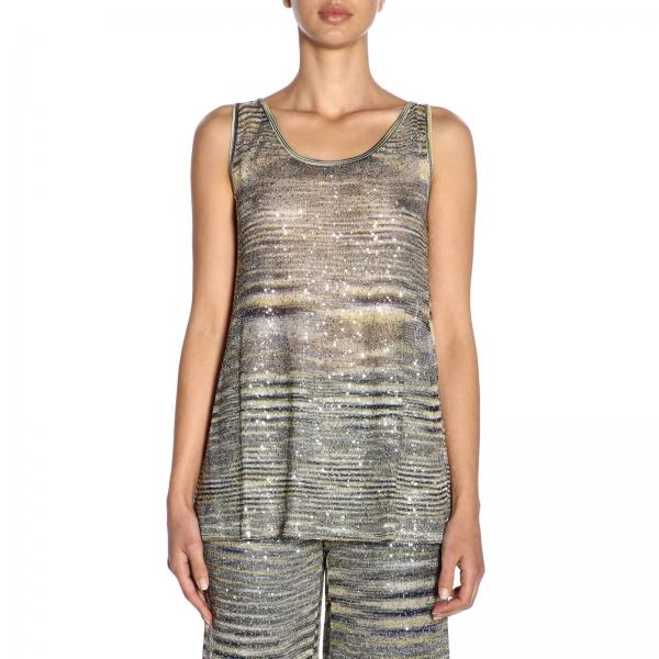 Top Missoni MDK00025 BK004C