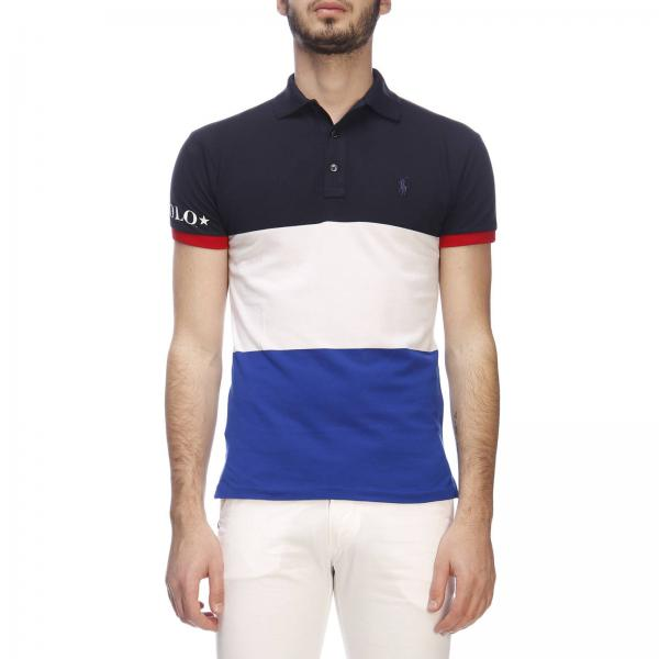 Camiseta Ralph 2019 Polo Lauren verano Primavera Hombre 710753175giglio aaPw6rqU