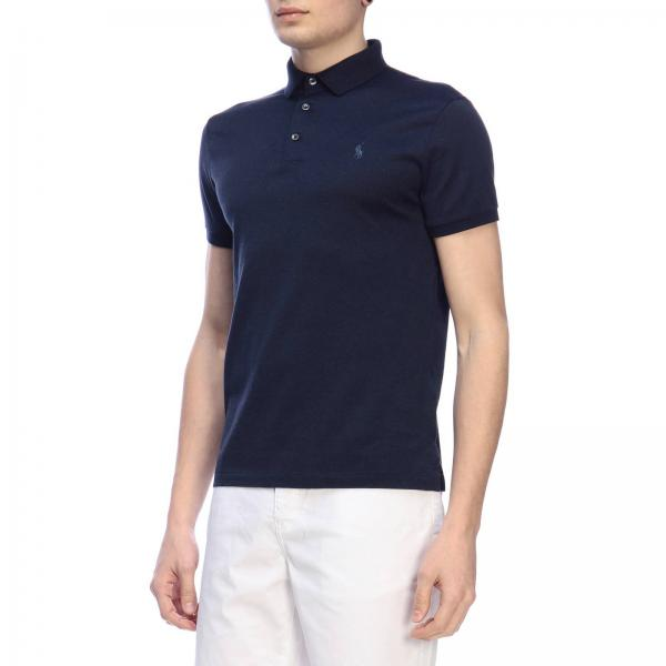 verano Polo Hombre Camiseta 2019 Primavera Lauren 710741757giglio Navy Ralph Z4O05wq0H