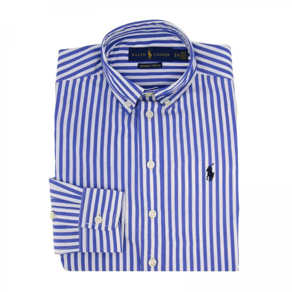 Camicia Polo Ralph Lauren Boy 323737245