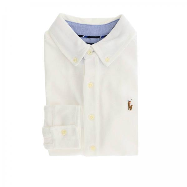 Camisa Polo Ralph Lauren Boy 323703440