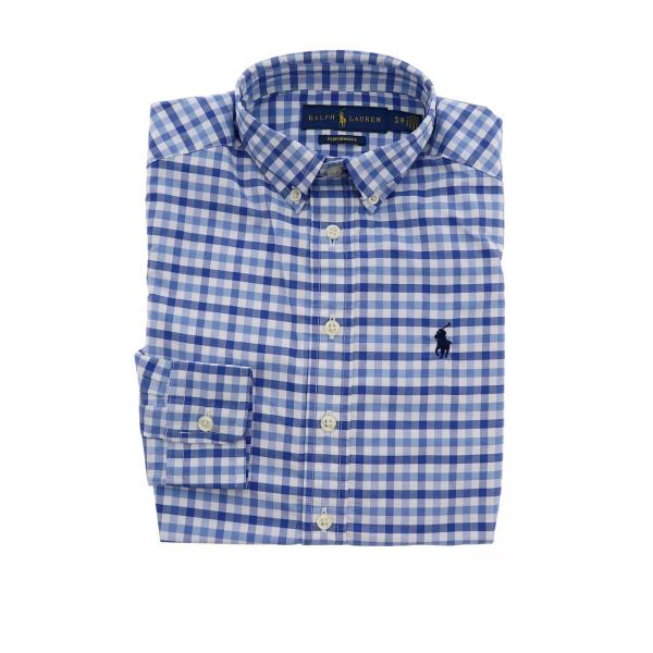 Camisa Polo Ralph Lauren Boy 323737254