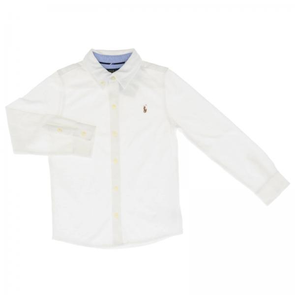 a0430178 Polo Ralph Lauren boys' Shirt Sale Summer 2019 online at Giglio UK