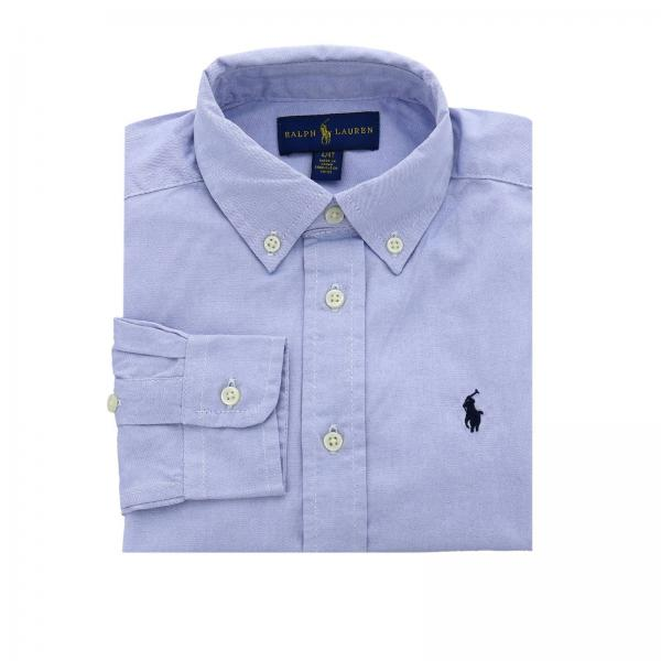 Camicia Polo Ralph Lauren Toddler 321600259