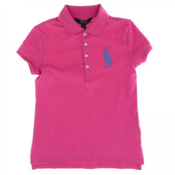 T-shirt Polo Ralph Lauren Girl 313698697